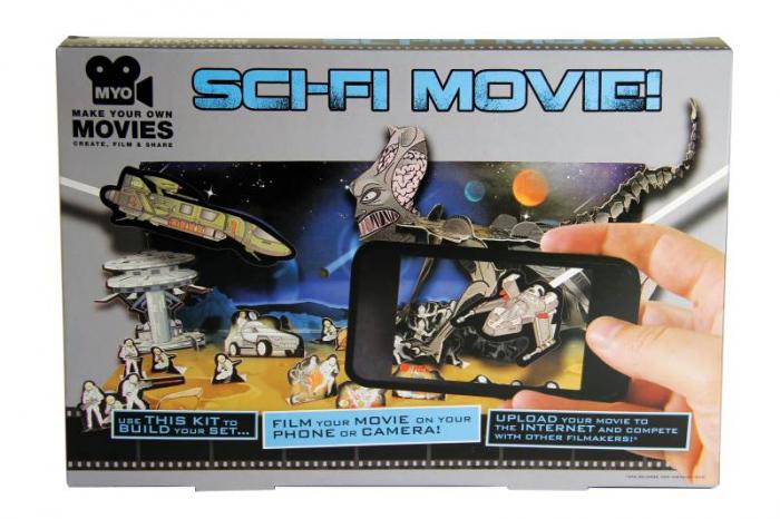 Set film sci-fi [1]