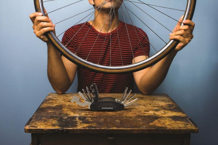 Set instrumente 16 in 1 pentru bicicleta 0