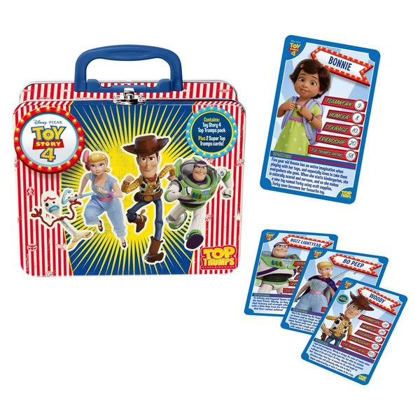 Set joc Top Trumps Toy Story 4 1