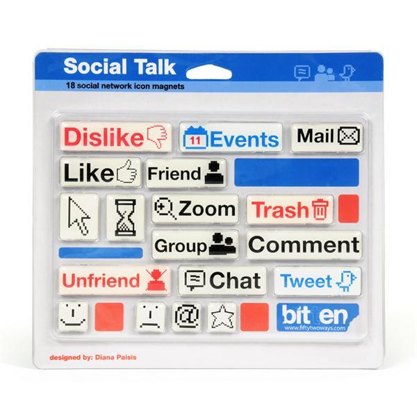 Set magneti Social Media 2
