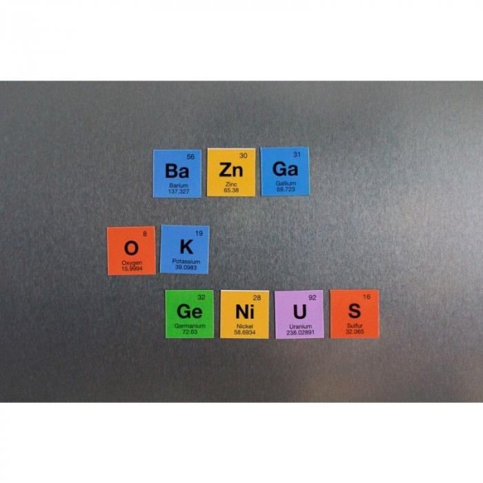 Set magneti tabelul periodic 2