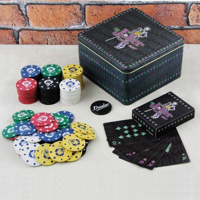 Set Poker cu The Joker [0]