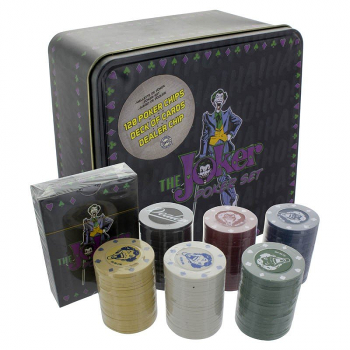 Set Poker cu The Joker [1]