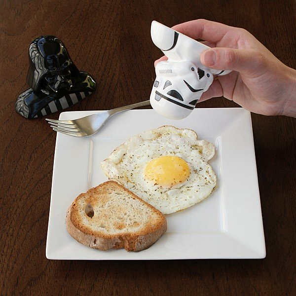 Set sare si piper Darth Vader & Stormtrooper 0
