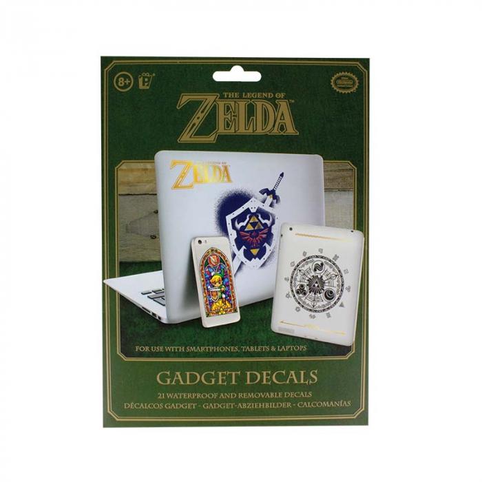 Set stickere Hyrule - The Legend of Zelda 1