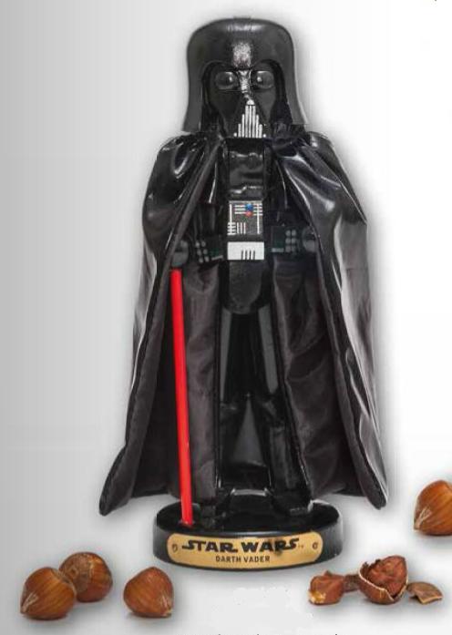 Spargator de nuci Darth Vader 0