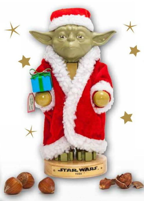 Spargator de nuci Yoda 0