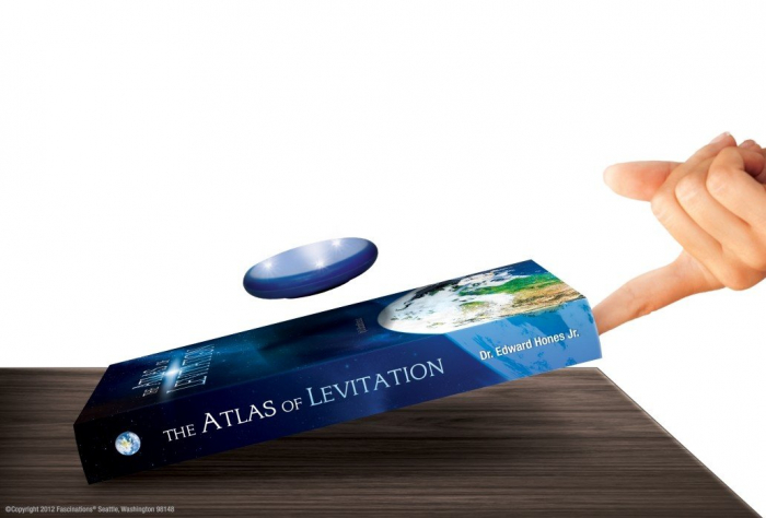 Stand Magnetic - Atlas of Levitation 1