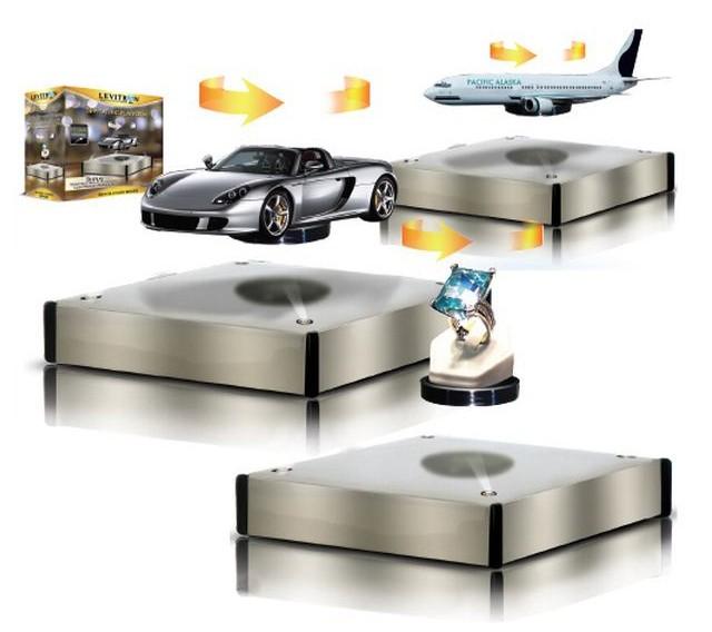 Stand Magnetic cu levitatie - Levitron Revolution [2]