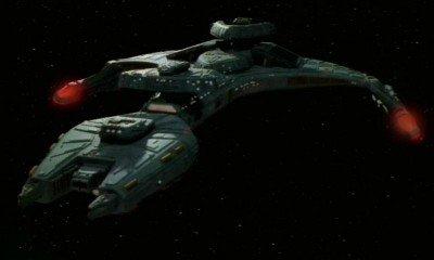 Star Trek - Klingon Vor'cha 1