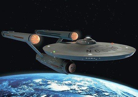 Star Trek - USS Enterprise NCC-1701 1