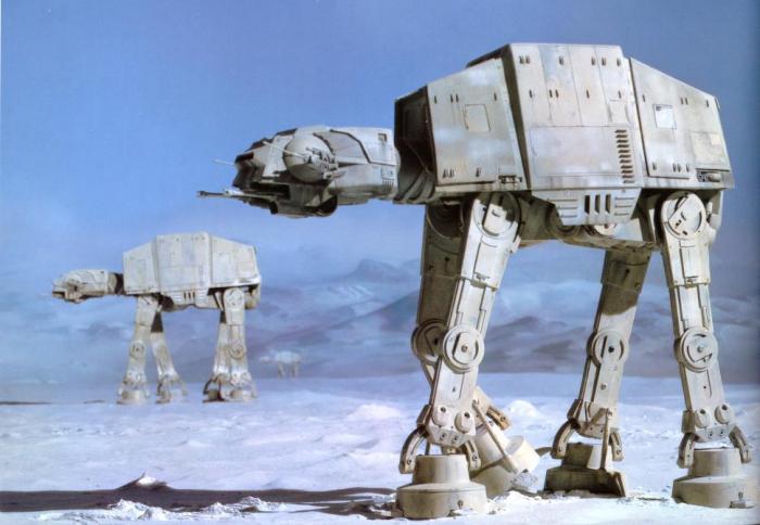 Star Wars AT-AT 1