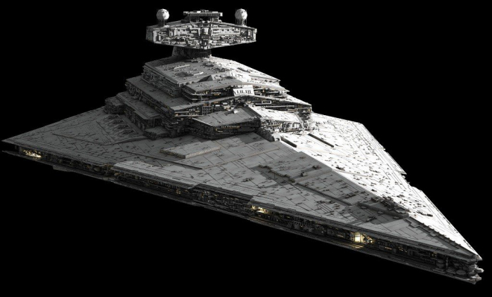 Star Wars - Imperial Star Destroyer 1