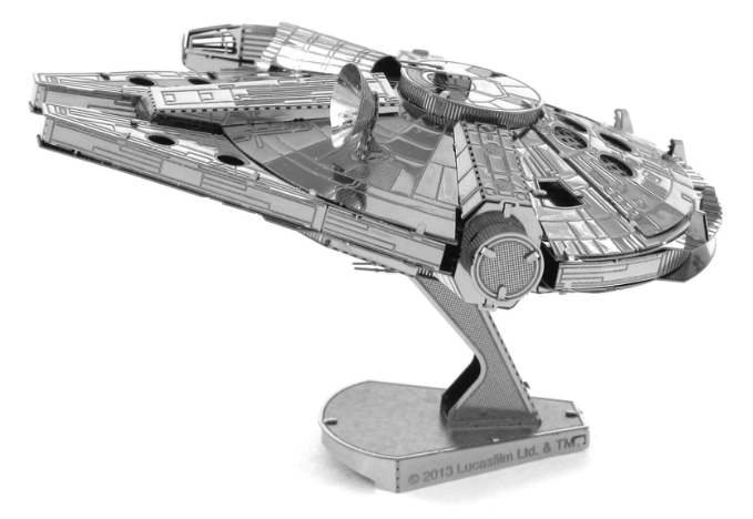 Star Wars - Millennium Falcon 0