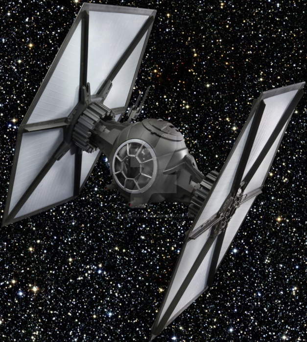 Star Wars - Special forces TIE fighter 3