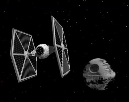 Star Wars - TIE fighter 2