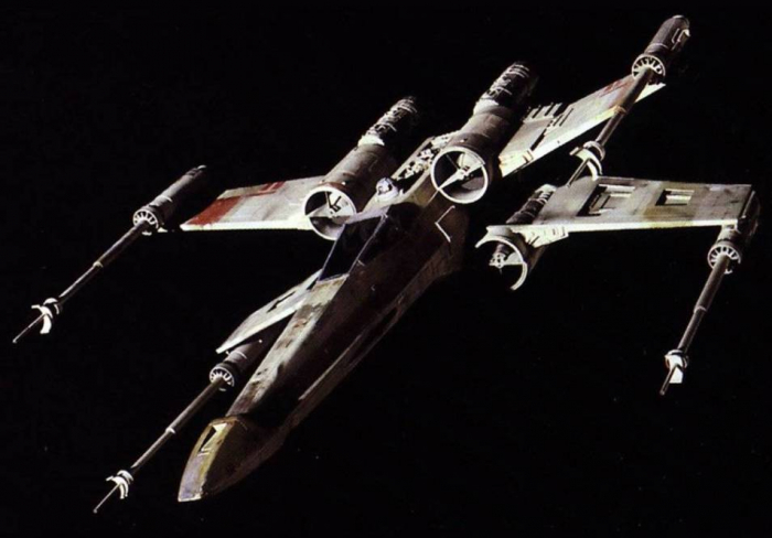 Star Wars - X-wing Star Fighter 1