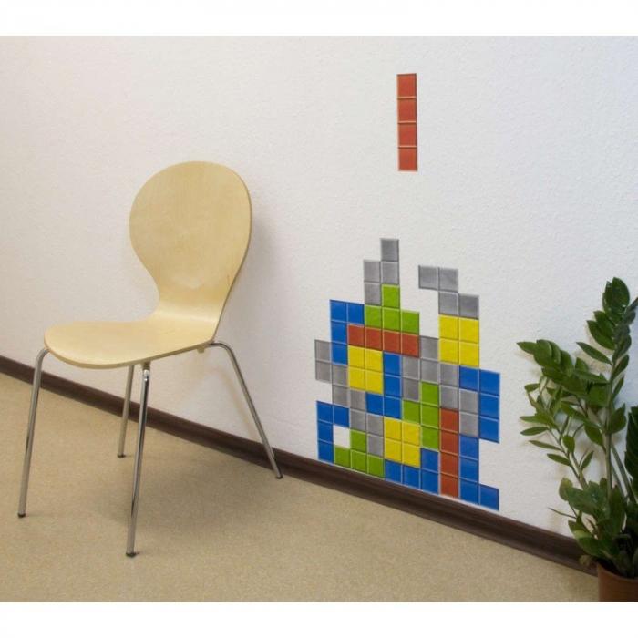 Sticker de perete Tetris 0