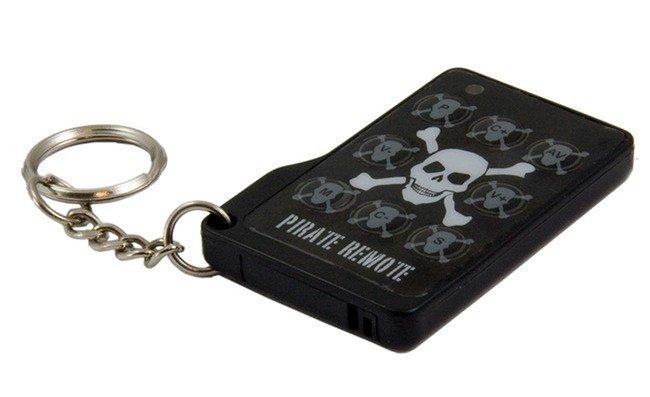 Telecomanda-breloc pirat 0