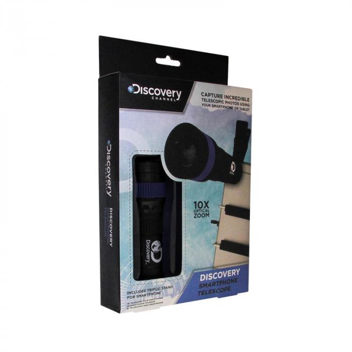 Telescop Discovery pentru Smartphone cu trepied 1