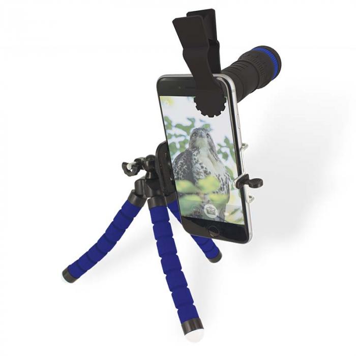 Telescop Discovery pentru Smartphone cu trepied 2