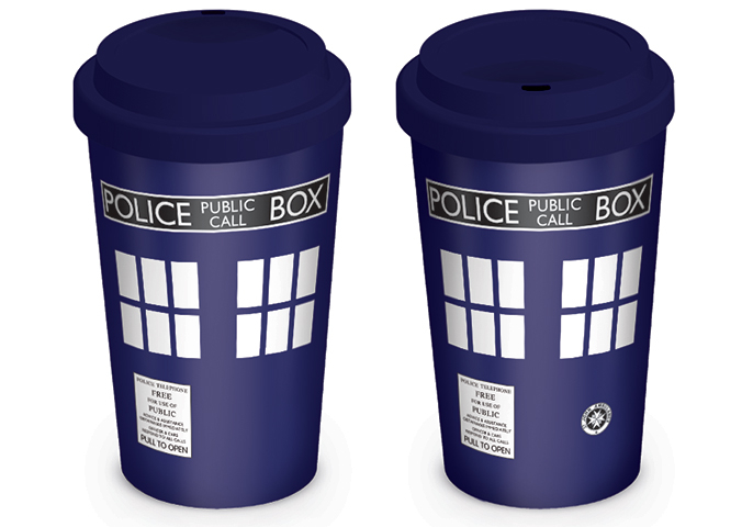 Termos ceramic Doctor Who 0