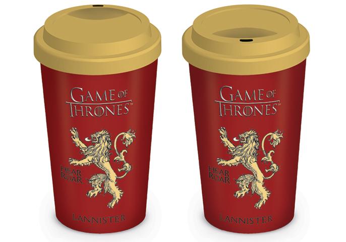 Termos ceramic Game of Thrones - Casa Lannister 0