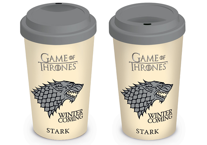 Termos ceramic Game of Thrones - Casa Stark 0