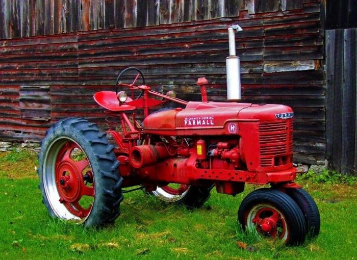 Tractorul de ferma 1