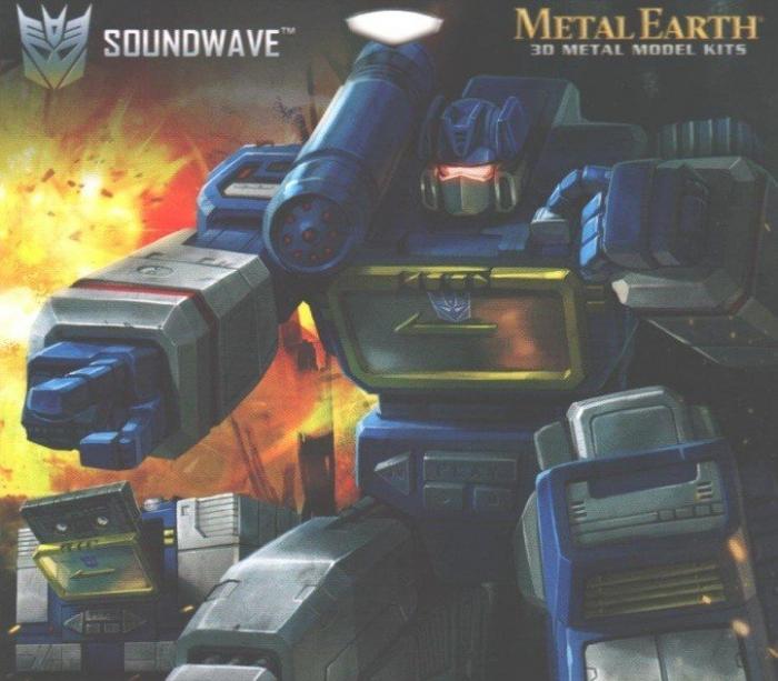 Transformers - Soundwave 2
