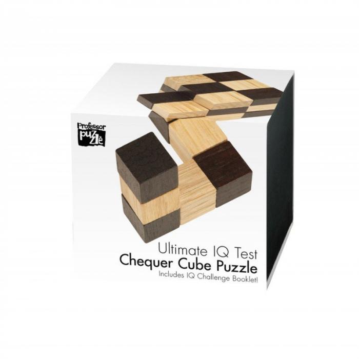 Ultimate IQ Test - Chequer Cube [0]