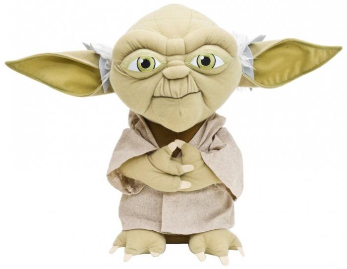 Yoda din plus - 40 cm 0