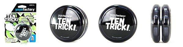 Yoyo Ten Trick [8]