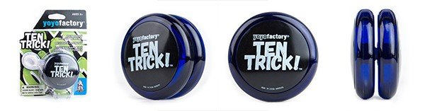 Yoyo Ten Trick [9]