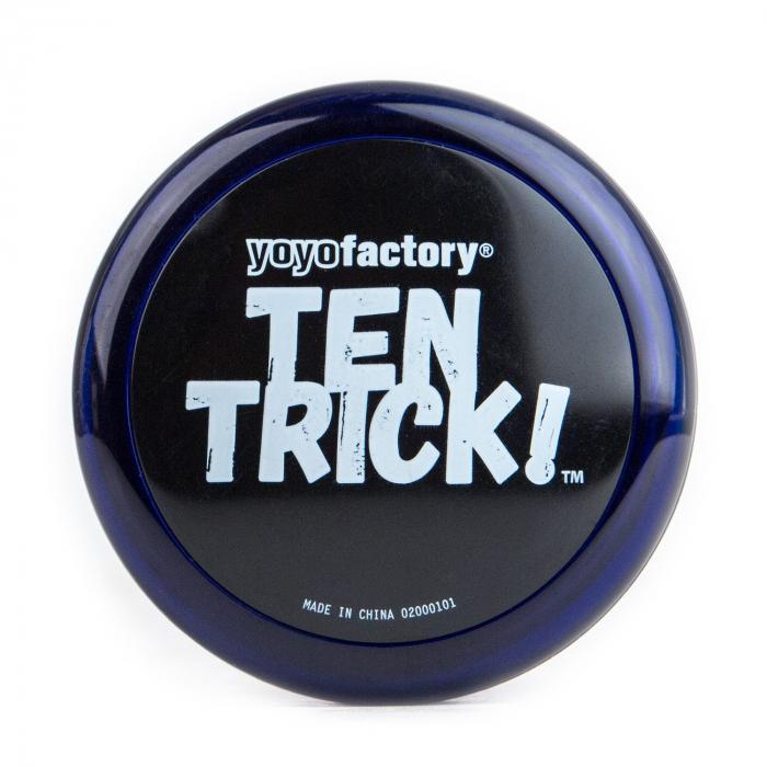 Yoyo Ten Trick [1]