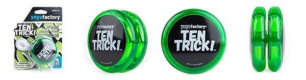 Yoyo Ten Trick [7]