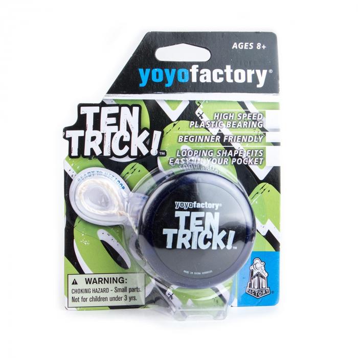 Yoyo Ten Trick [4]