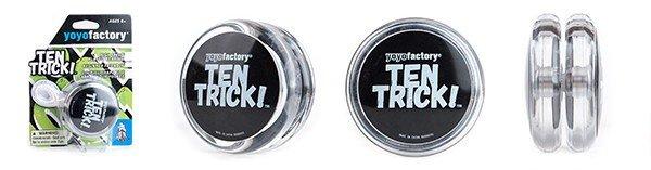 Yoyo Ten Trick [6]