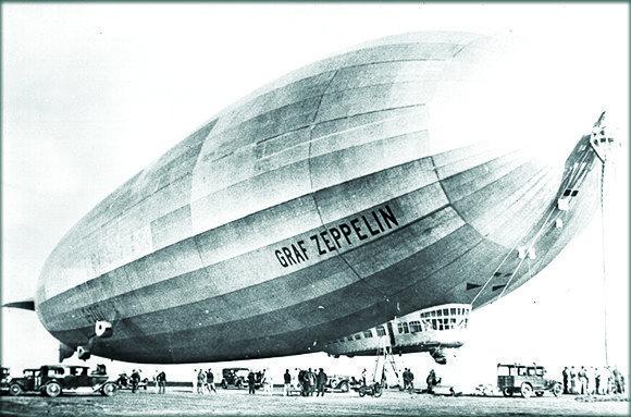 Zeppelinul Graf 1