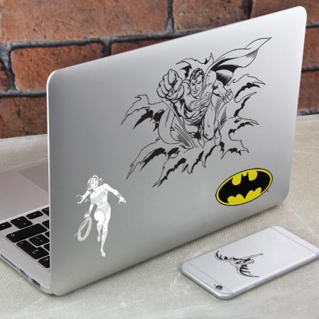 Abtibilduri pentru gadgeturi DC Comics [0]
