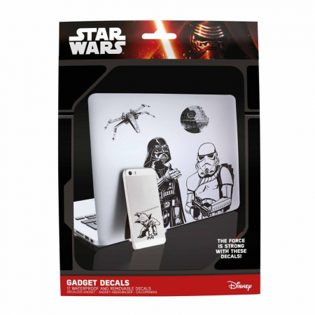Abtibilduri pentru gadgeturi Star Wars0