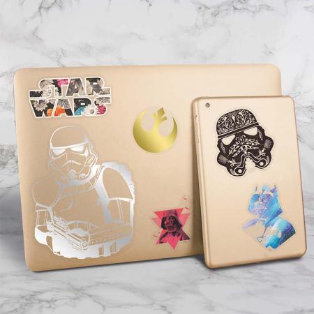 Abtibilduri pentru gadgeturi Star Wars - Abstract Art0