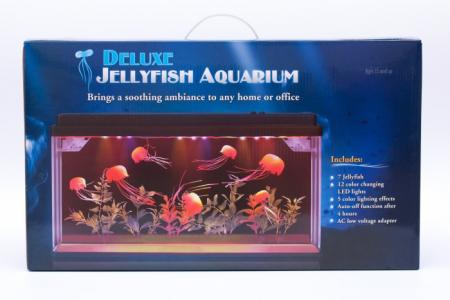 Acvariu cu meduze - Deluxe3