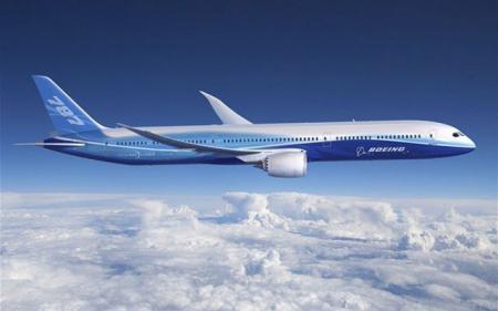 Avionul comercial Boeing 7471