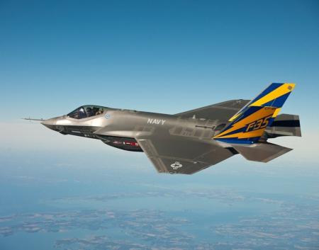 Avionul F-35 Lightning II1