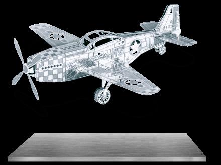 Avionul P-51 Mustang [0]