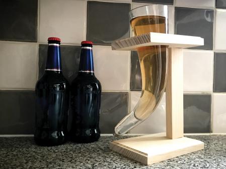 Beer Horn - Pahar de bere Corn0