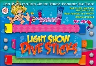 Bete luminoase pentru piscina (set 3 buc.)1