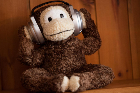 Boxa interactiva portabila - Monkey Music2