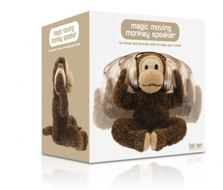Boxa interactiva portabila - Monkey Music1